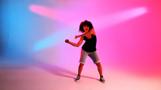Z. How to Do House Party Dance Moves for Cardio Workout Promo Image