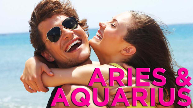 ZI. Are Aries & Aquarius Compatible? Promo Image