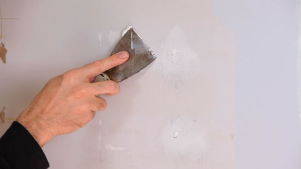J. How to Patch a Small Hole in Drywall Promo Image