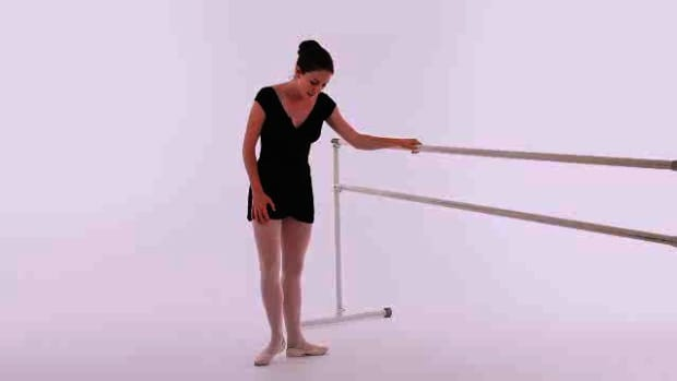 U. How to Improve Turnout in Ballet Promo Image