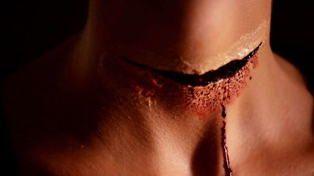 Z. How to Add Blood to a Fake Neck Wound Promo Image