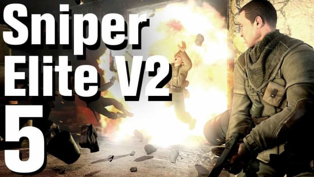 E. Sniper Elite V2 Walkthrough Part 5 - Mittelwerk Facility Promo Image