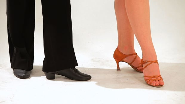 ZJ. How to Pick Cha-Cha Shoes Promo Image