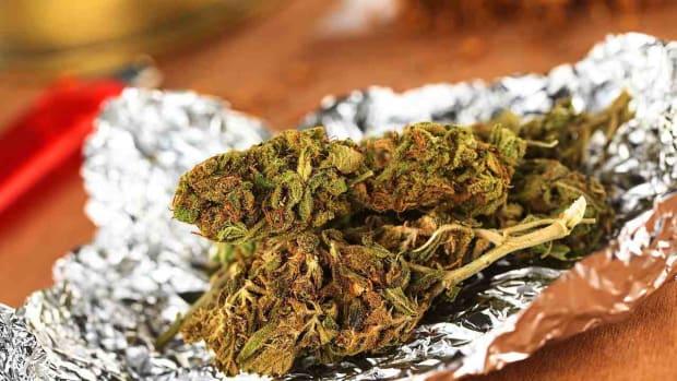 Z. Why Do Veterans Sometimes Take Medical Marijuana? Promo Image
