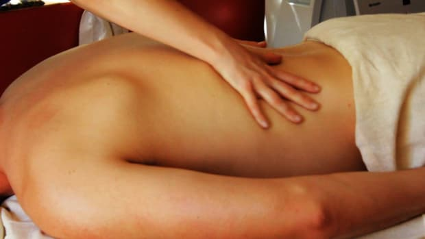 V. 3 Kinds of Touch in Ayurvedic Body Massage Promo Image