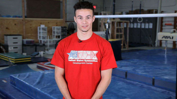 ZK. How to Do Gymnastics with Paul Ruggeri Promo Image