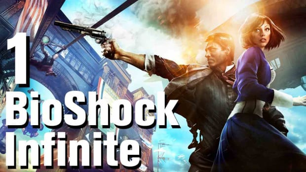 A. BioShock Infinite Ending Promo Image