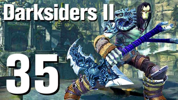 ZI. Darksiders 2 Walkthrough Part 35 - Chapter 5 Promo Image