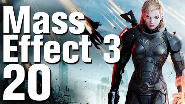 T. Mass Effect 3 Walkthrough Part 20 - EDI and Joker Promo Image
