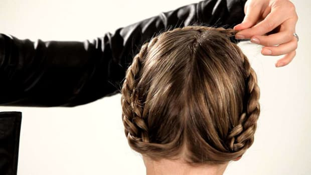 N. How to Do French Braid Pigtails & Heidi Braids Promo Image