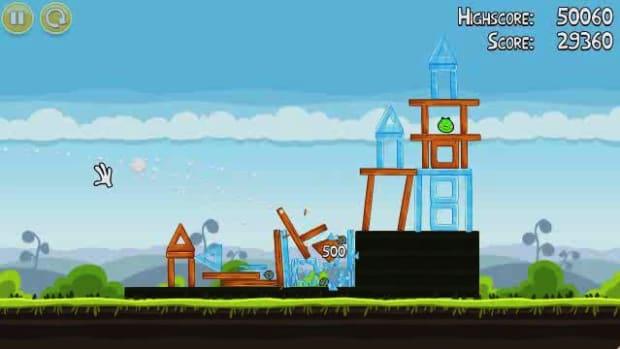 S. Angry Birds Level 4-19 Walkthrough Promo Image