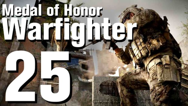 Y. Medal of Honor: Warfighter Walkthrough Part 25 - Chapter 11: Stump Promo Image