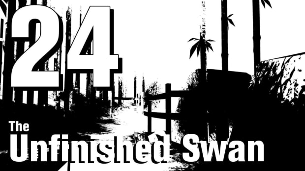 X. The Unfinished Swan Walkthrough Part 24 - Original Prototype Level Promo Image