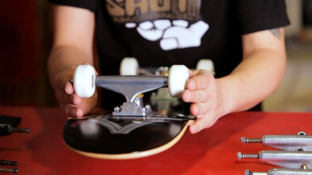 N. How to Pick a Skateboard Truck Promo Image