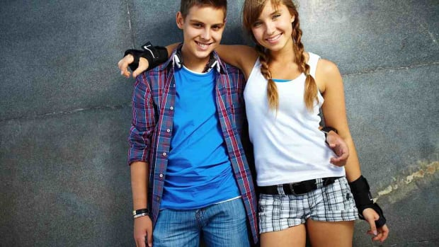 I. How to Flirt with Body Language for Teen Guys Promo Image