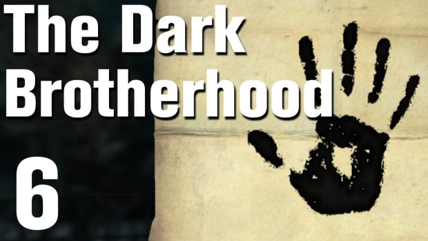 N. Skyrim Dark Brotherhood Walkthrough Part 6 - Whispers in the Dark [Commentary / HD] Promo Image