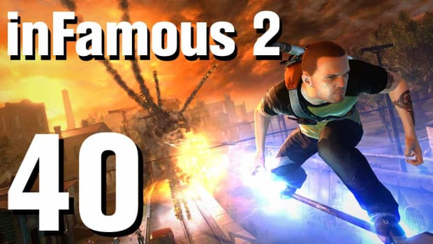 ZN. inFamous 2 Walkthrough Part 40: Demons (1 of 2) Promo Image