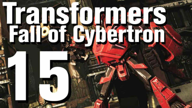 O. Transformers Fall of Cybertron Walkthrough Part 15 - Chapter 5 Promo Image