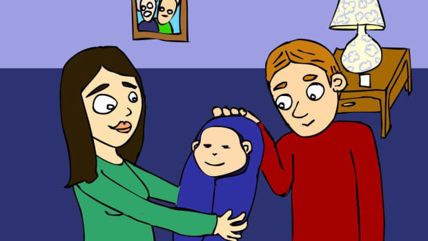 C. How to Reignite Your Sex Life after Having a Baby Promo Image