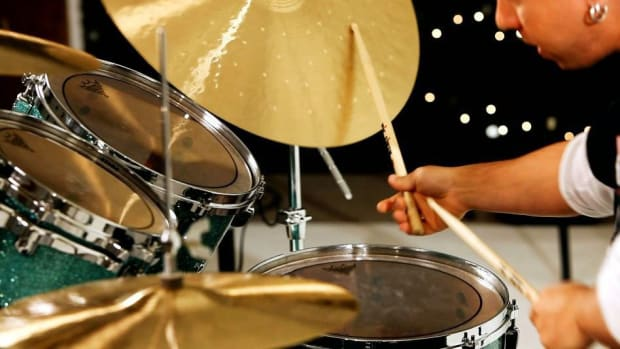 ZZY. How to Tune Toms on a Drum Set Promo Image