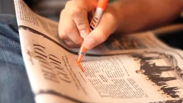 A. How to Write a Letter to the Editor Promo Image