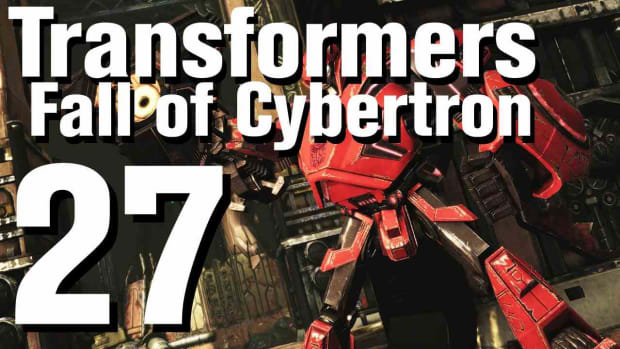 ZA. Transformers Fall of Cybertron Walkthrough Part 27 - Chapter 10 Promo Image