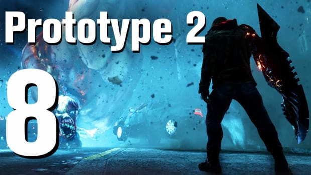 H. Prototype 2 Walkthrough Part 8 - Brain Drain Promo Image