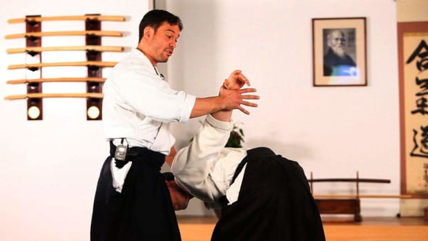 M. How to Do Kaiten Nage in Aikido Promo Image