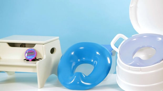 E. 4 Best Toilet Training Products Promo Image