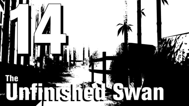 N. The Unfinished Swan Walkthrough Part 14 - Chapter 3 Promo Image