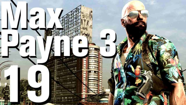 S. Max Payne 3 Walkthrough Part 19 - Chapter 6 Promo Image