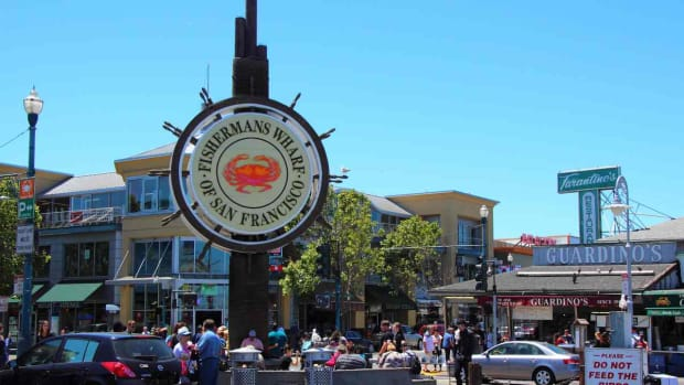 H. Visiting Fisherman's Wharf in San Francisco Promo Image