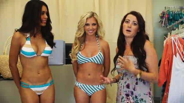 I. Best Bathing Suits for Athletic Women Promo Image