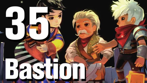 ZI. Bastion Walkthrough Part 35: Mount Zand (1 of 2) Promo Image