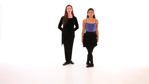 Z. How to Do a Beginner Routine in Irish Step Dancing Promo Image