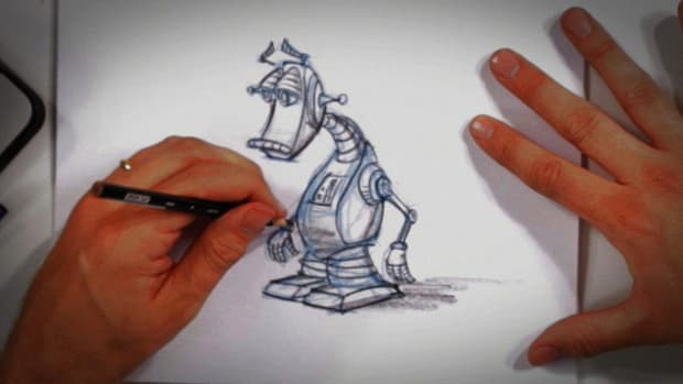 S. How to Create Your Own Cartoon Character Promo Image