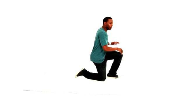 I. How to Do an Illusion Dance Knee Isolation Promo Image