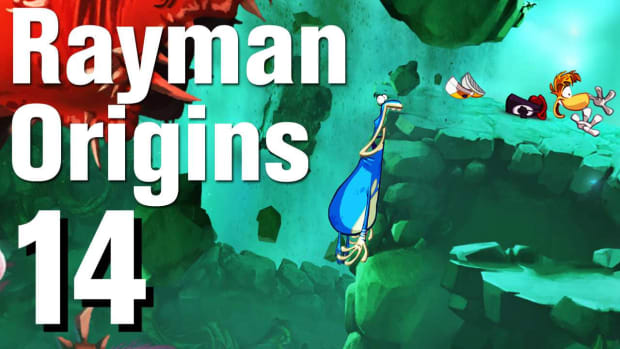 N. Rayman Origins Walkthrough: Tricky Treasure 1 & 2 Promo Image