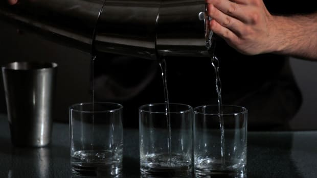 S. How to Pour 3 Shots at Once Promo Image