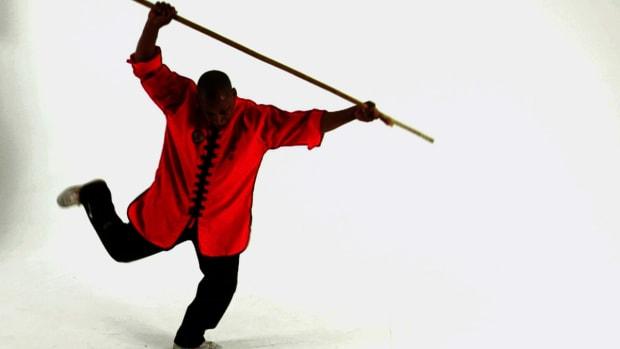 ZZE. 5 Basic Staff Techniques in Shaolin Kung Fu Promo Image