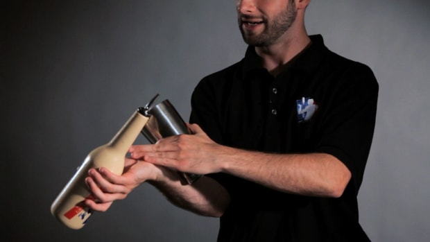 ZC. How to Do a Sequence Flair Bartending Move Promo Image
