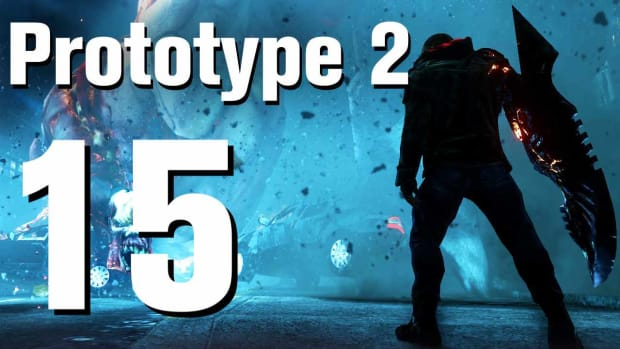 O. Prototype 2 Walkthrough Part 15 - Natural Selection 1 of 2 Promo Image