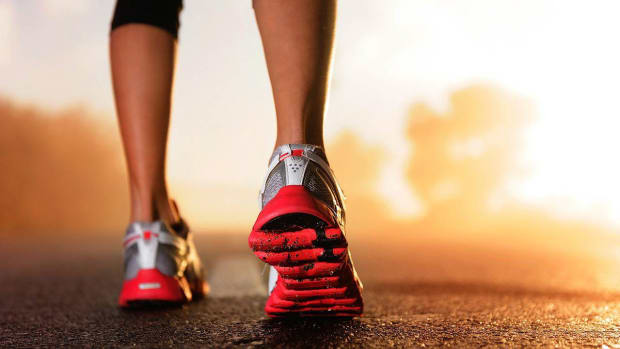 S. When Should You Buy New Running Shoes? Promo Image