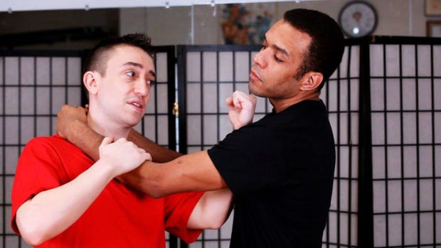 A. How to Do a Lifting Punch in Wing Chun Promo Image