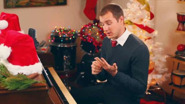 "J. How to Play ""Good King Wenceslas"" on Piano Promo Image"