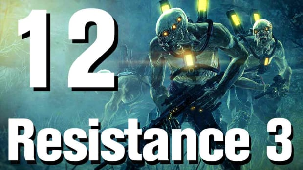 L. Resistance 3 Walkthrough Part 12: City of the Past Promo Image