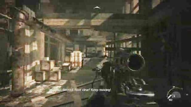 M. Modern Warfare 3 Walkthrough - Return to Sender (2 of 2) Promo Image