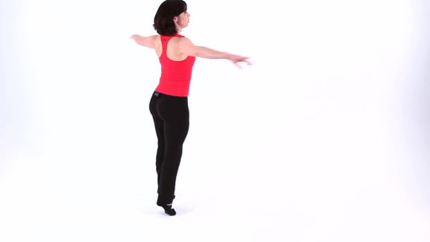 V. How to Do the Pas de Bourree Turn Jazz Dance Move Promo Image