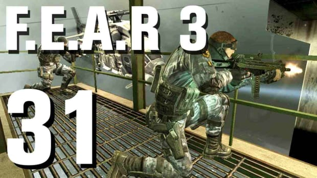 ZE. F.E.A.R. 3 Walkthrough Part 31 Port (4 of 8) Promo Image