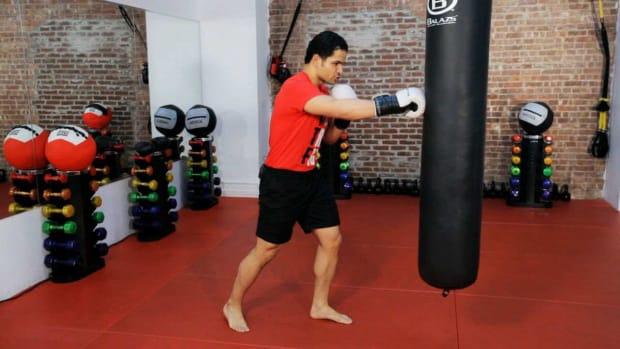 N. 3 Best Kickboxing Combos Promo Image